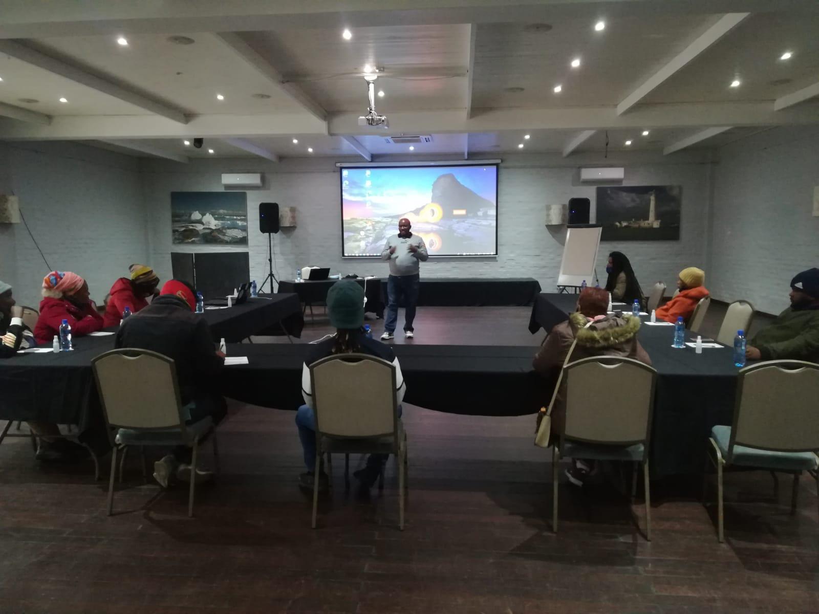 Safeguard workshop, Cape St Francis bay... 26 August 2021